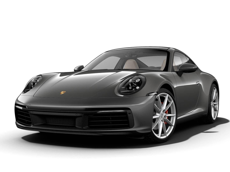 2020 Porsche 911 Carrera S Coupe – 1