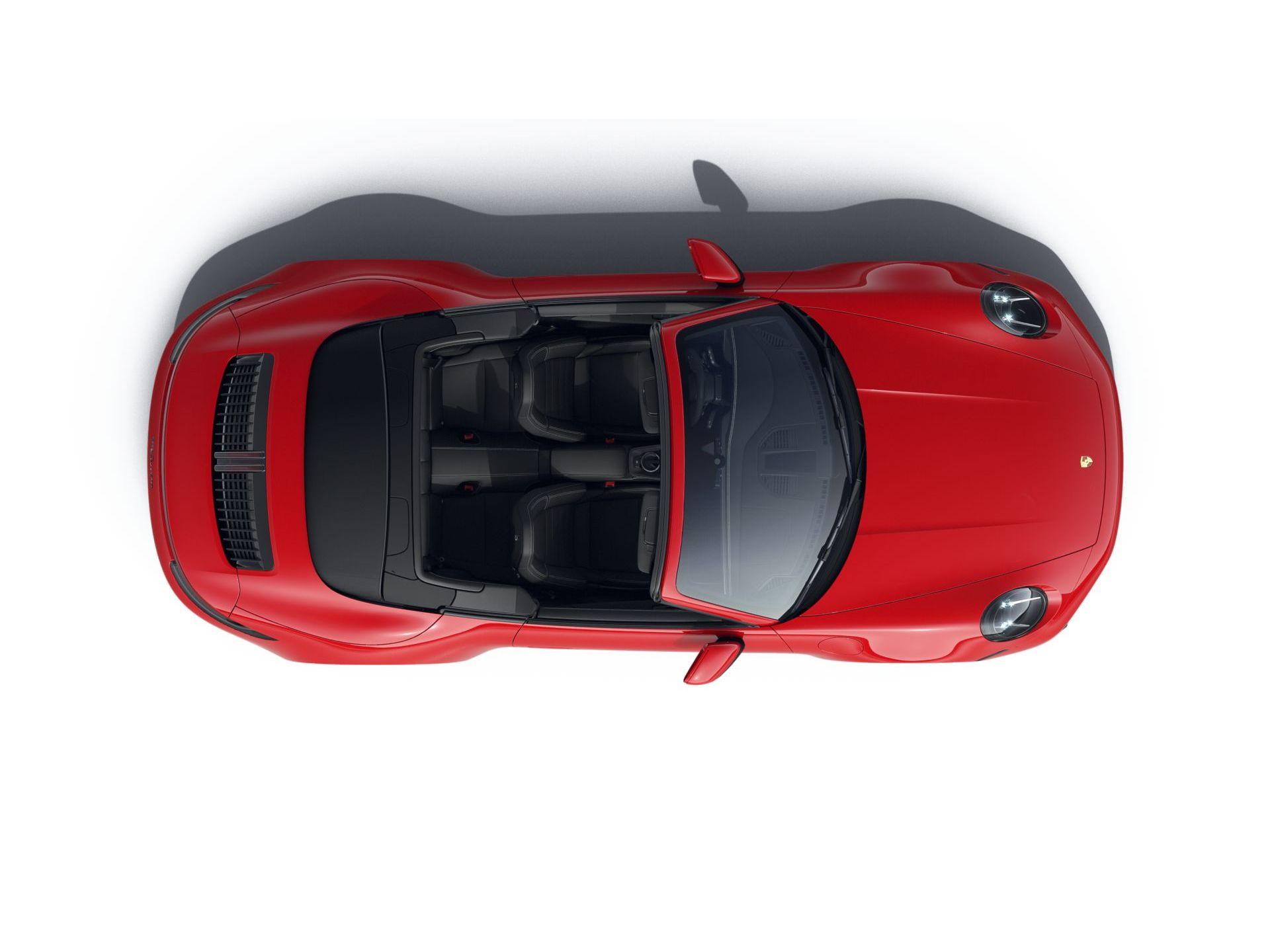 2022 Porsche 911 Carrera Cabriolet – 5