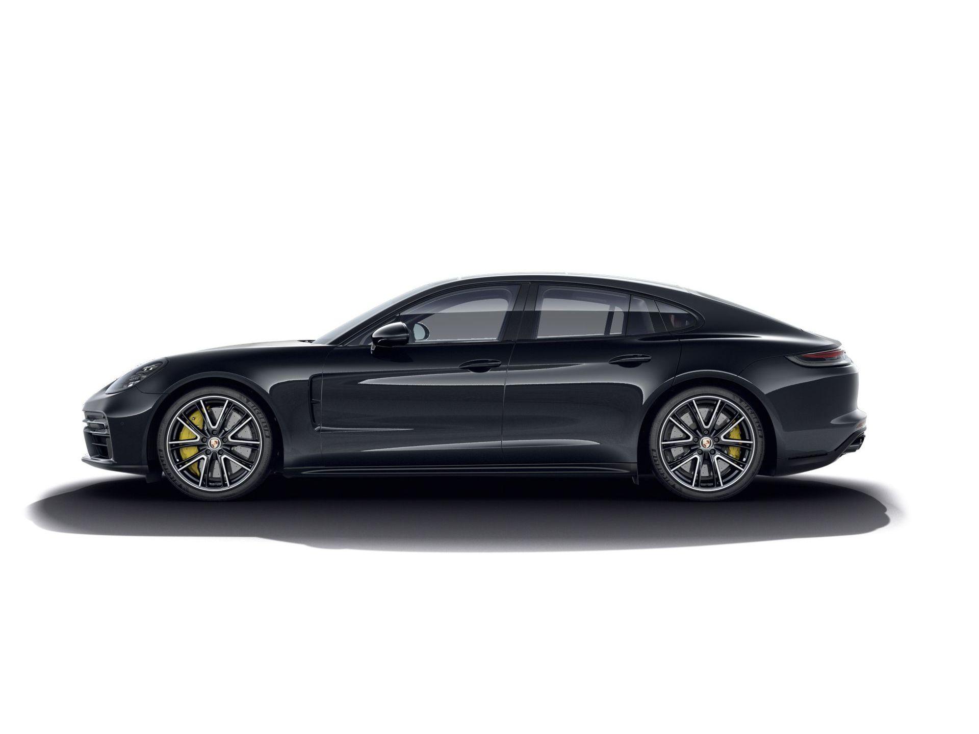 2021 Porsche Panamera Turbo S – 2