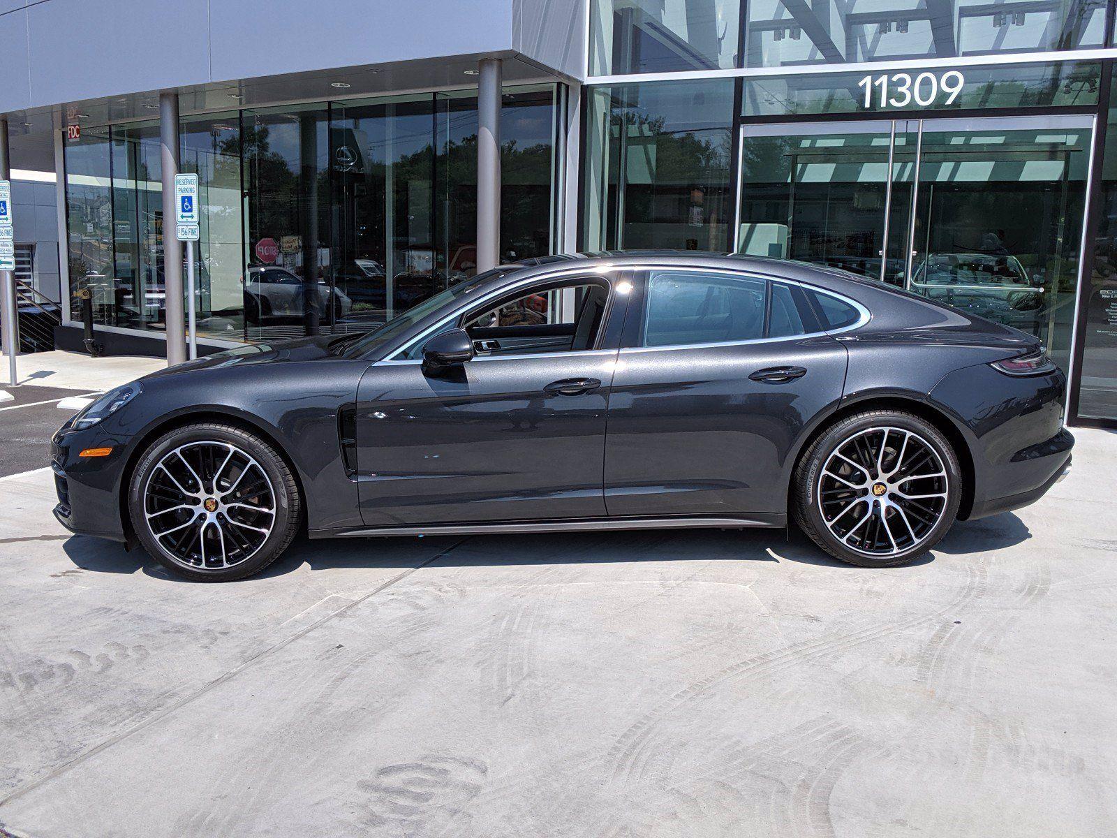 2021 Porsche Panamera 4S – 2