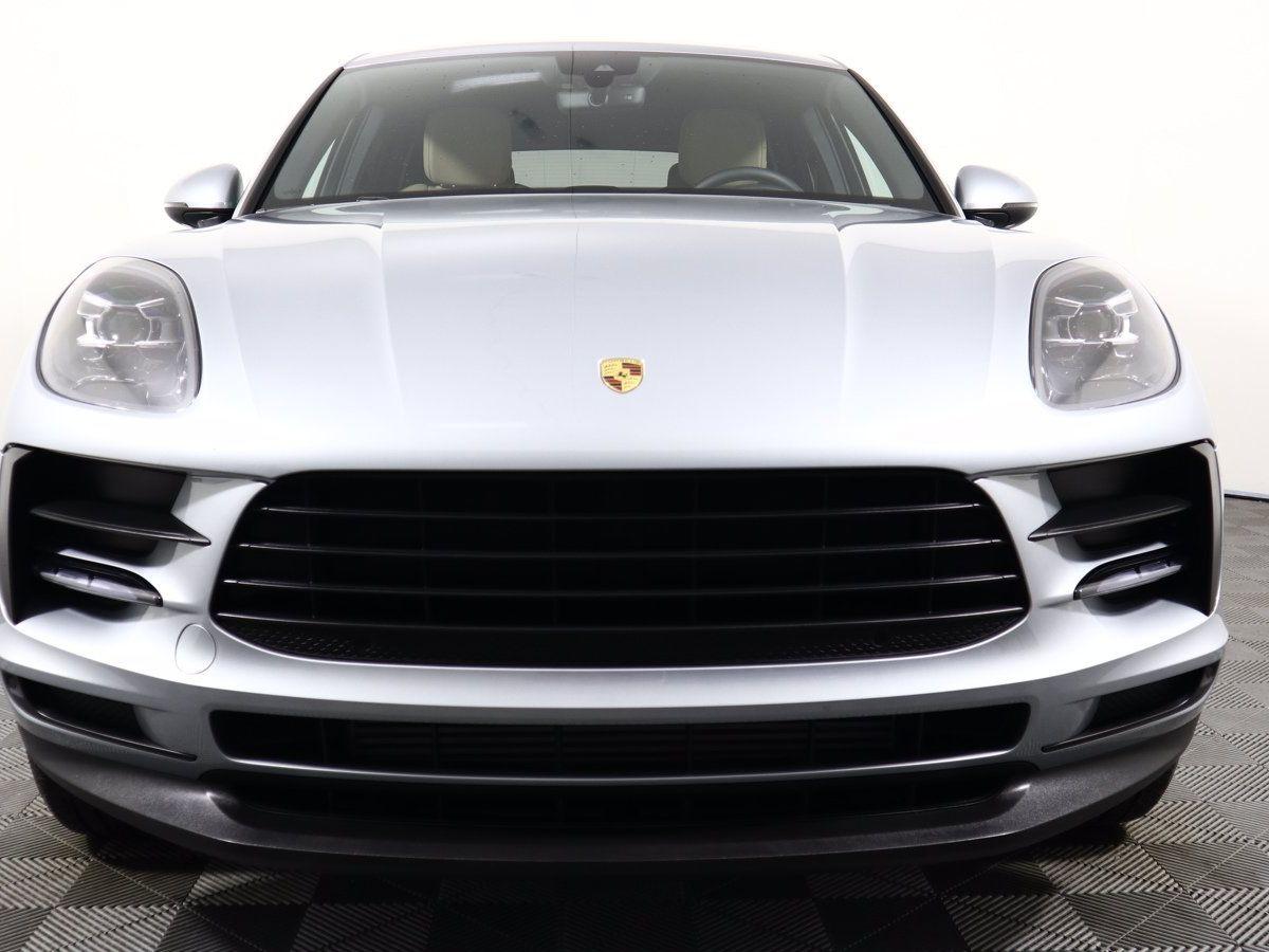 2020 Porsche Macan – 2