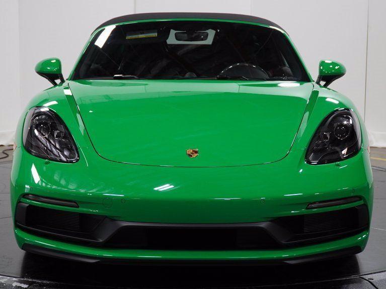 2022 Porsche 718 Boxster GTS 4.0 – 2