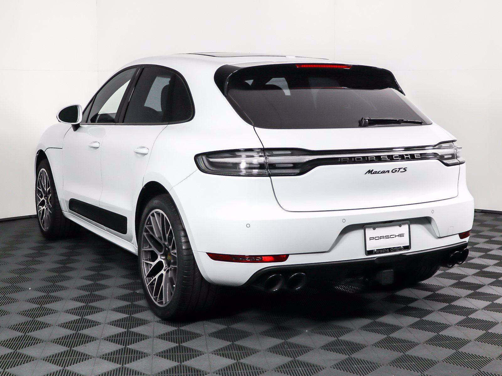 2021 Porsche Macan GTS – 2