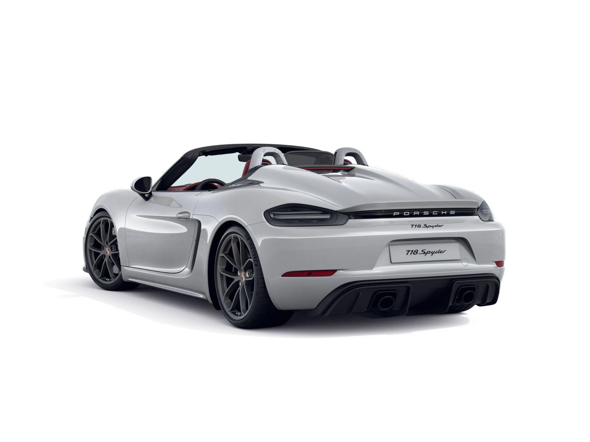 2022 Porsche 718 Spyder – 3