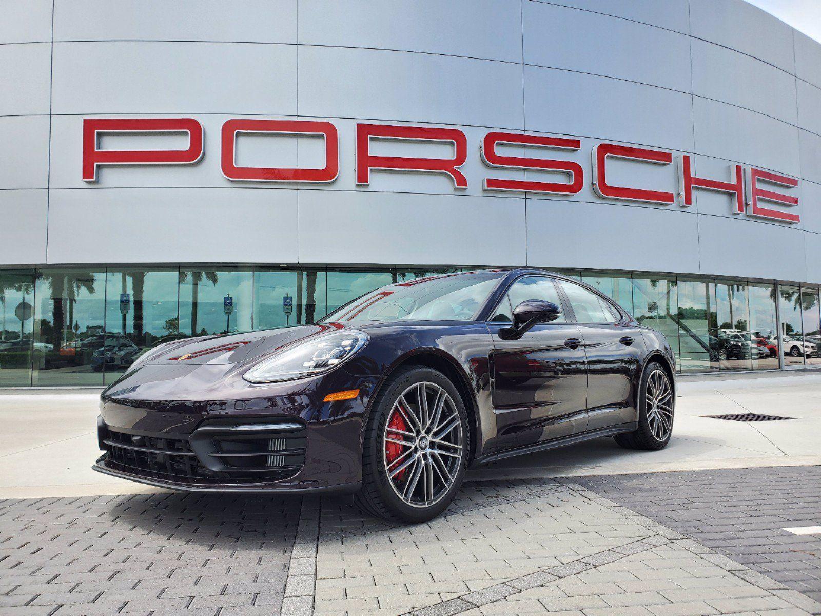 2021 Porsche Panamera 4S – 1