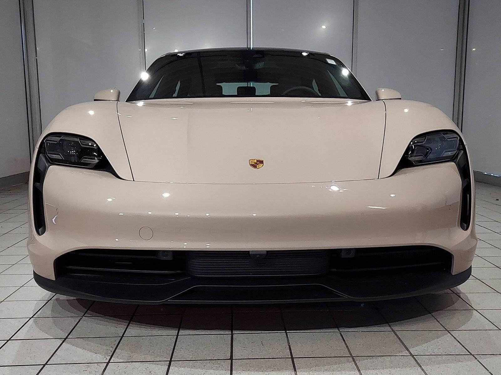 2021 Porsche Taycan 4S – 2