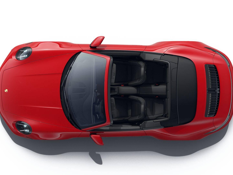 2022 Porsche 911 Carrera S Cabriolet – 4