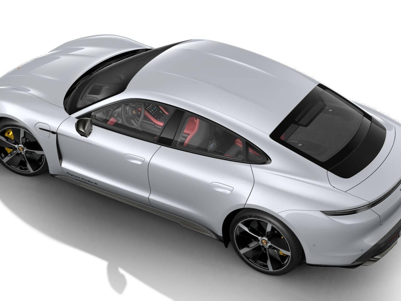Porsche Taycan Turbo S – 4