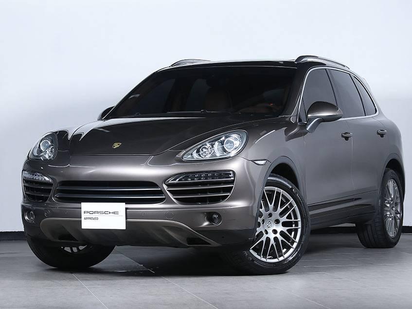 2012 Porsche Cayenne Diesel – 1