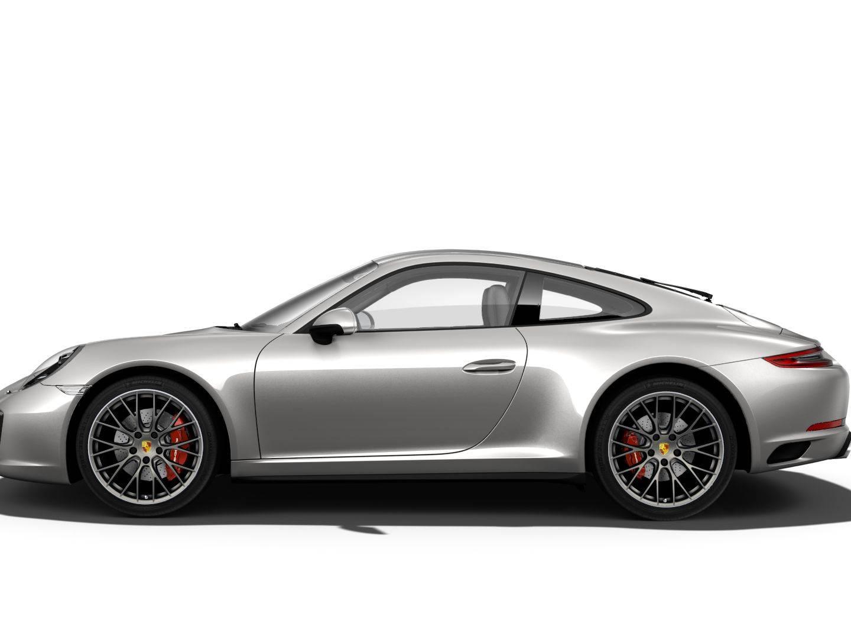 Porsche 911 Carrera 4S – 2