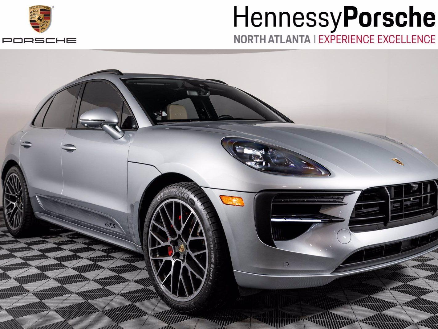 2020 Porsche Macan GTS – 1