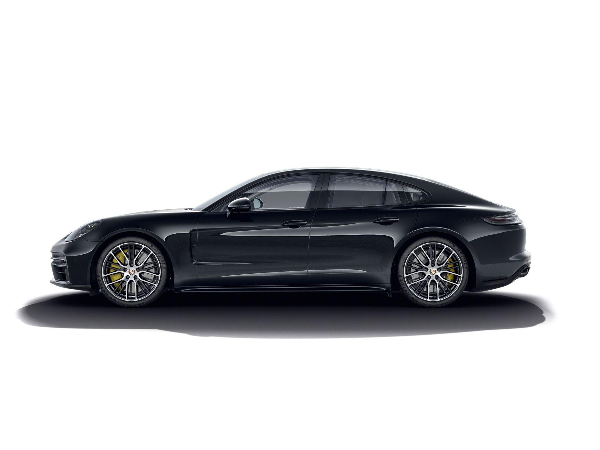 2022 Porsche Panamera Turbo S – 2