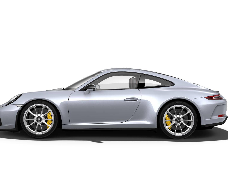 2018 Porsche 911 GT3 – 2
