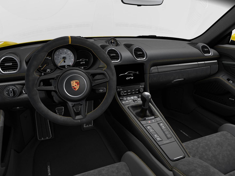 Porsche 718 Cayman GT4 – 5