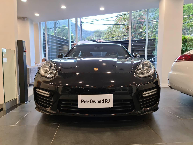 2014 Porsche Panamera Turbo – 1