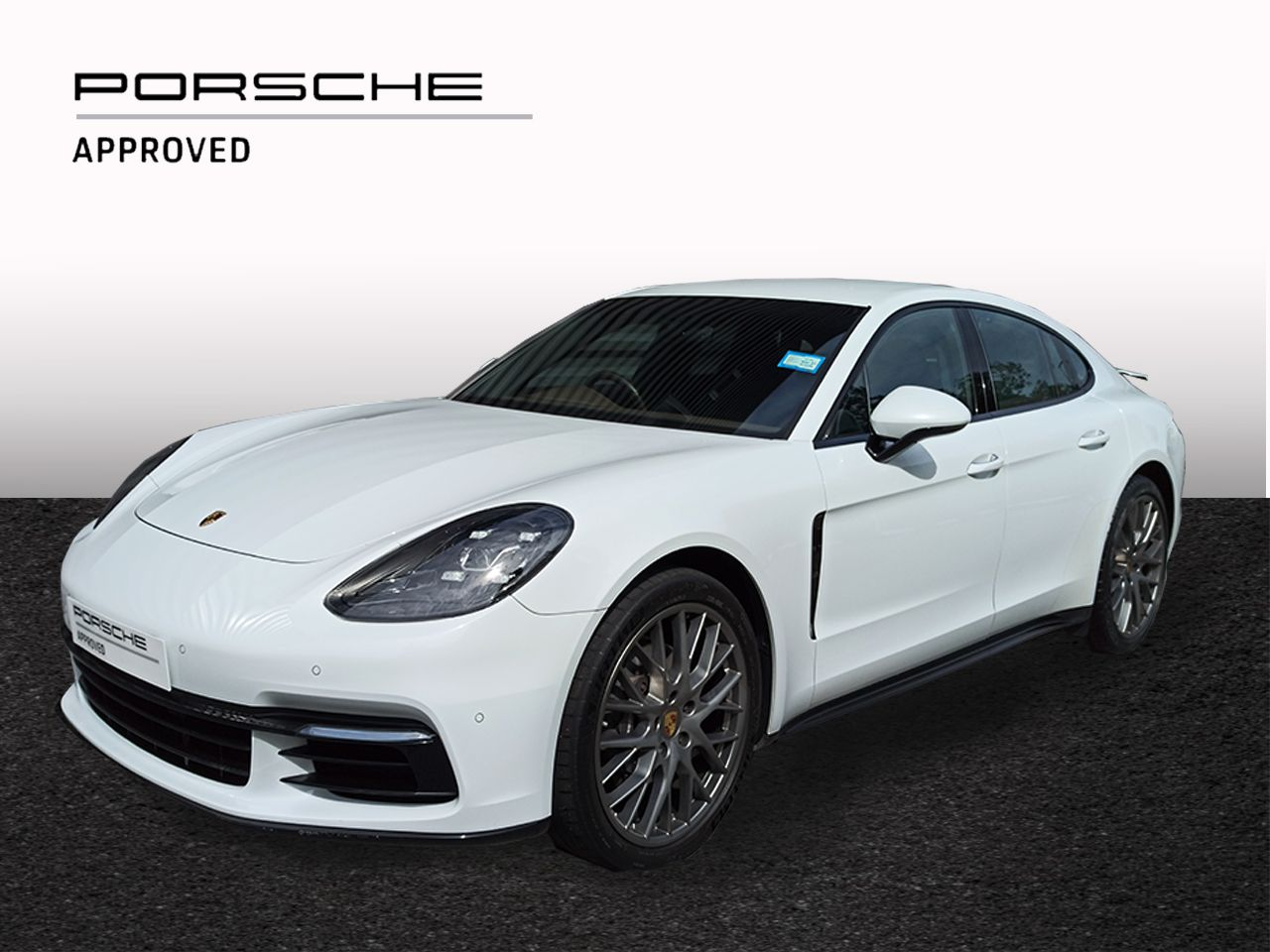 2017 Porsche Panamera – 1
