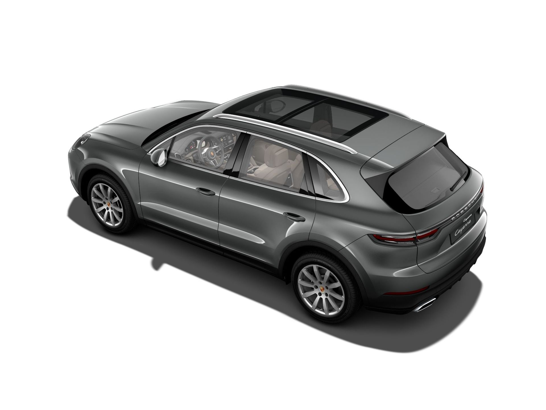 2021 Porsche Cayenne – 4