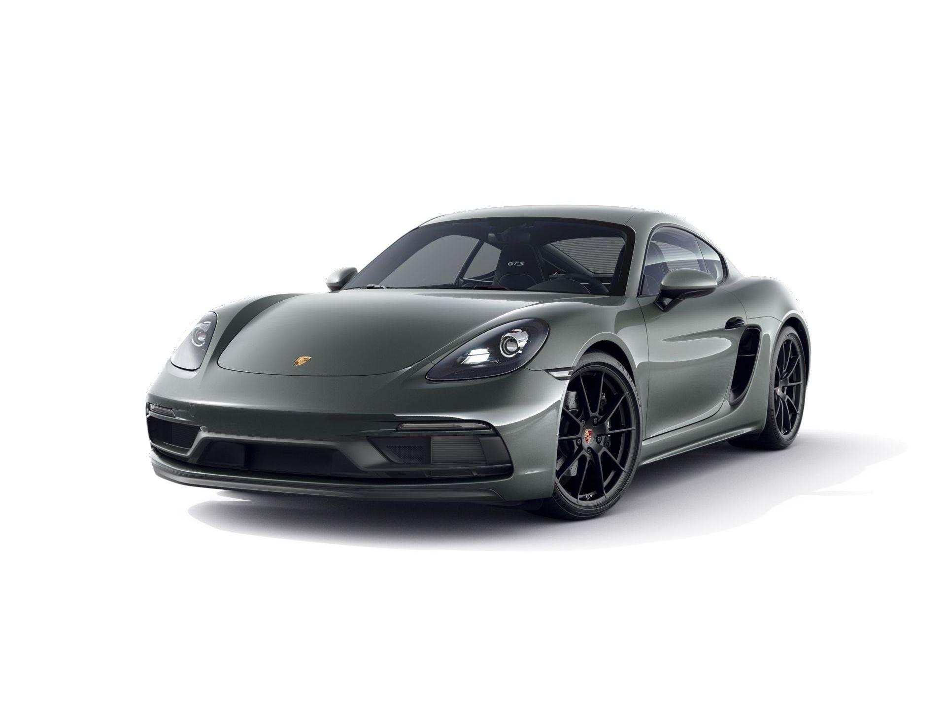 2022 Porsche 718 Cayman GTS 4.0 – 1