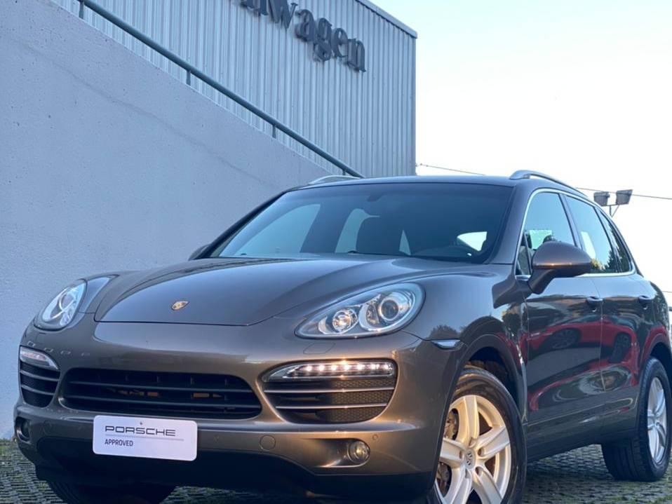 Porsche Cayenne – 1