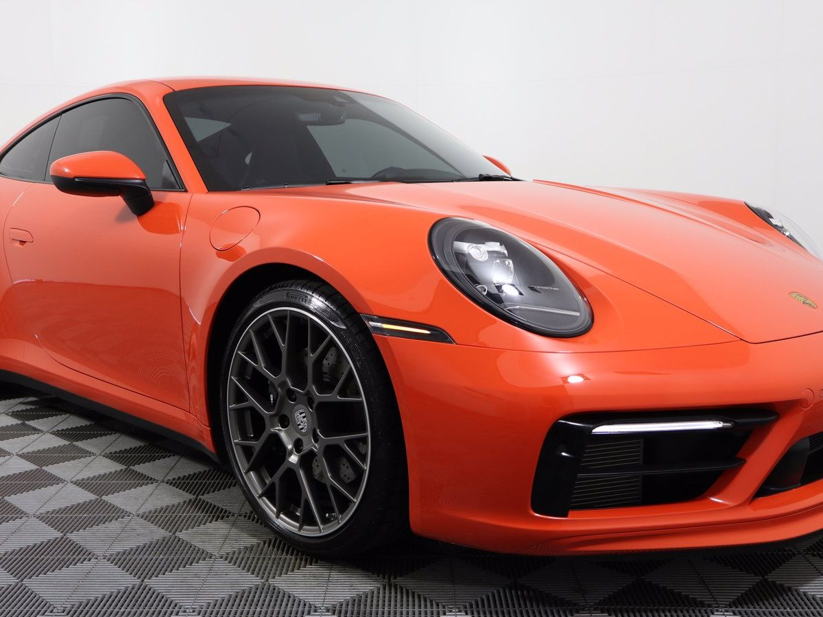 2020 Porsche 911 Carrera S (992) – 1