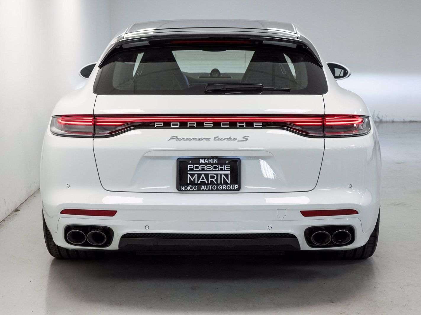2021 Porsche Panamera Turbo S Sport Turismo – 5