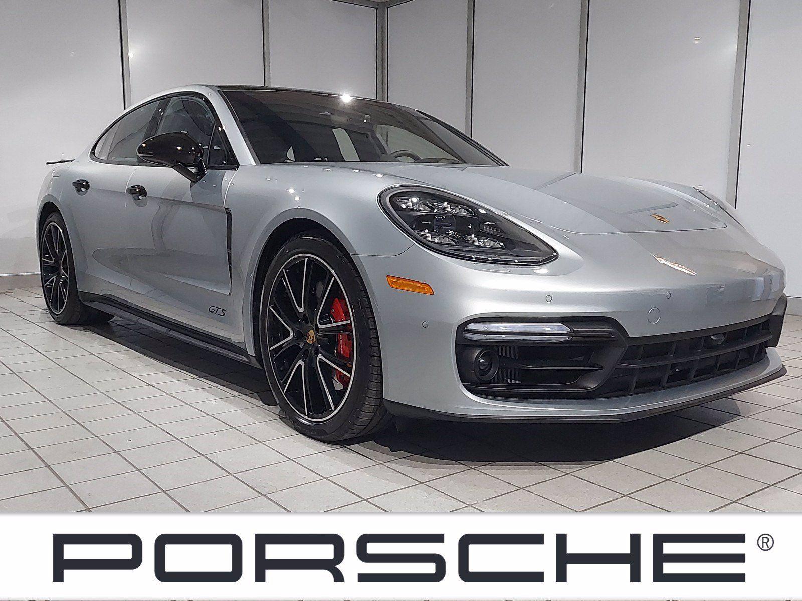2020 Porsche Panamera GTS – 1