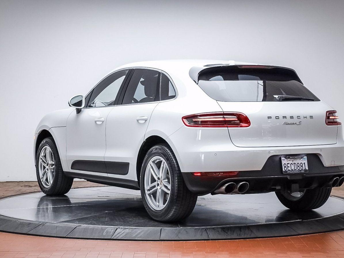2018 Porsche Macan S – 2