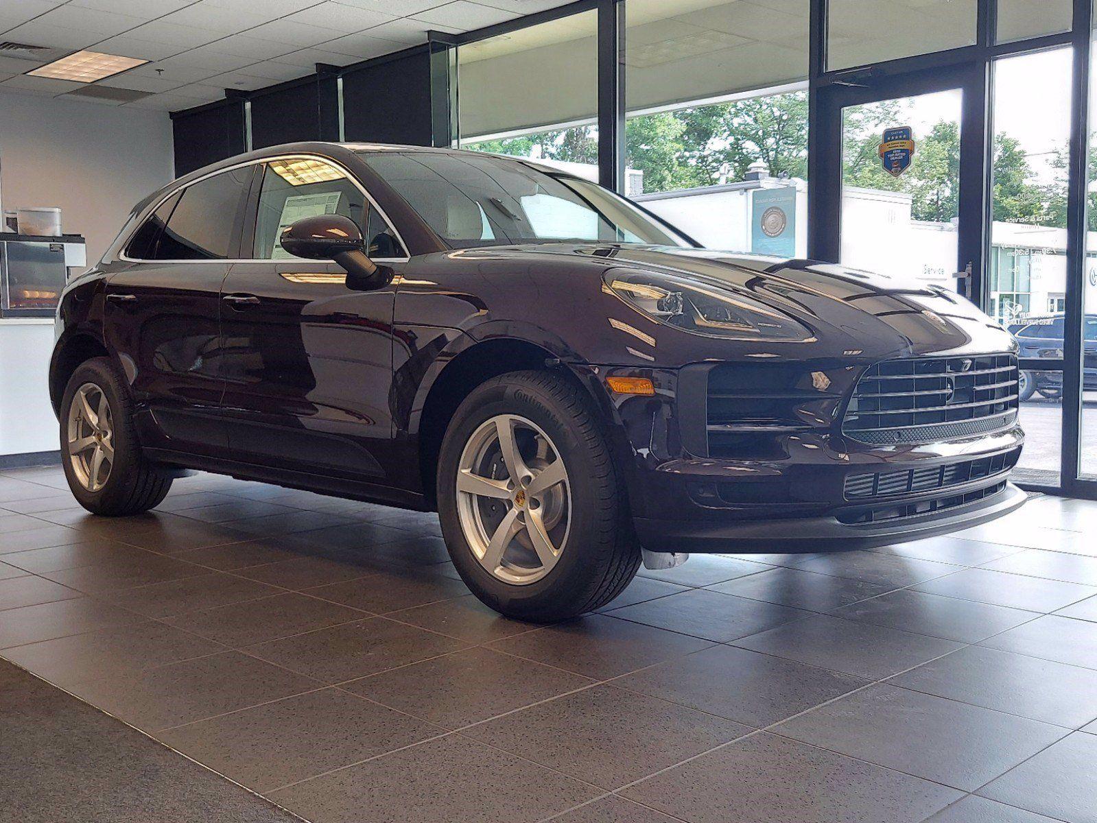 2021 Porsche Macan – 1