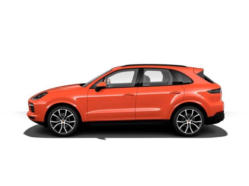 Porsche Cayenne – 2