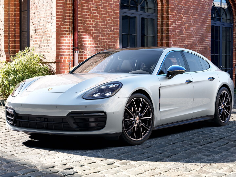 Porsche Panamera – 1