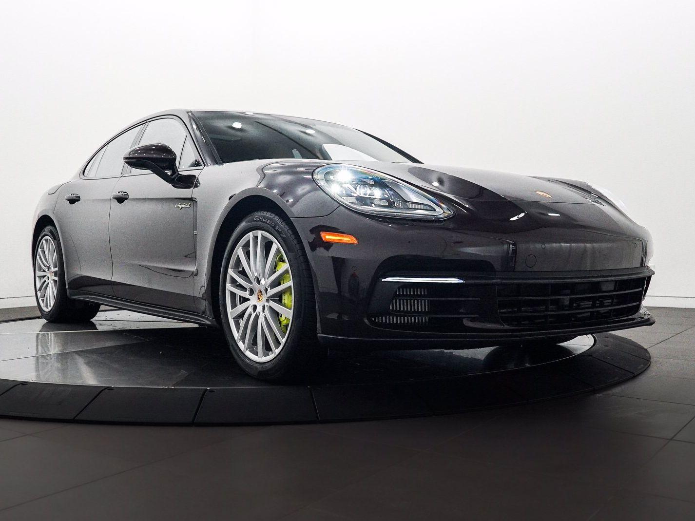 2018 Porsche Panamera 4 E-Hybrid – 1
