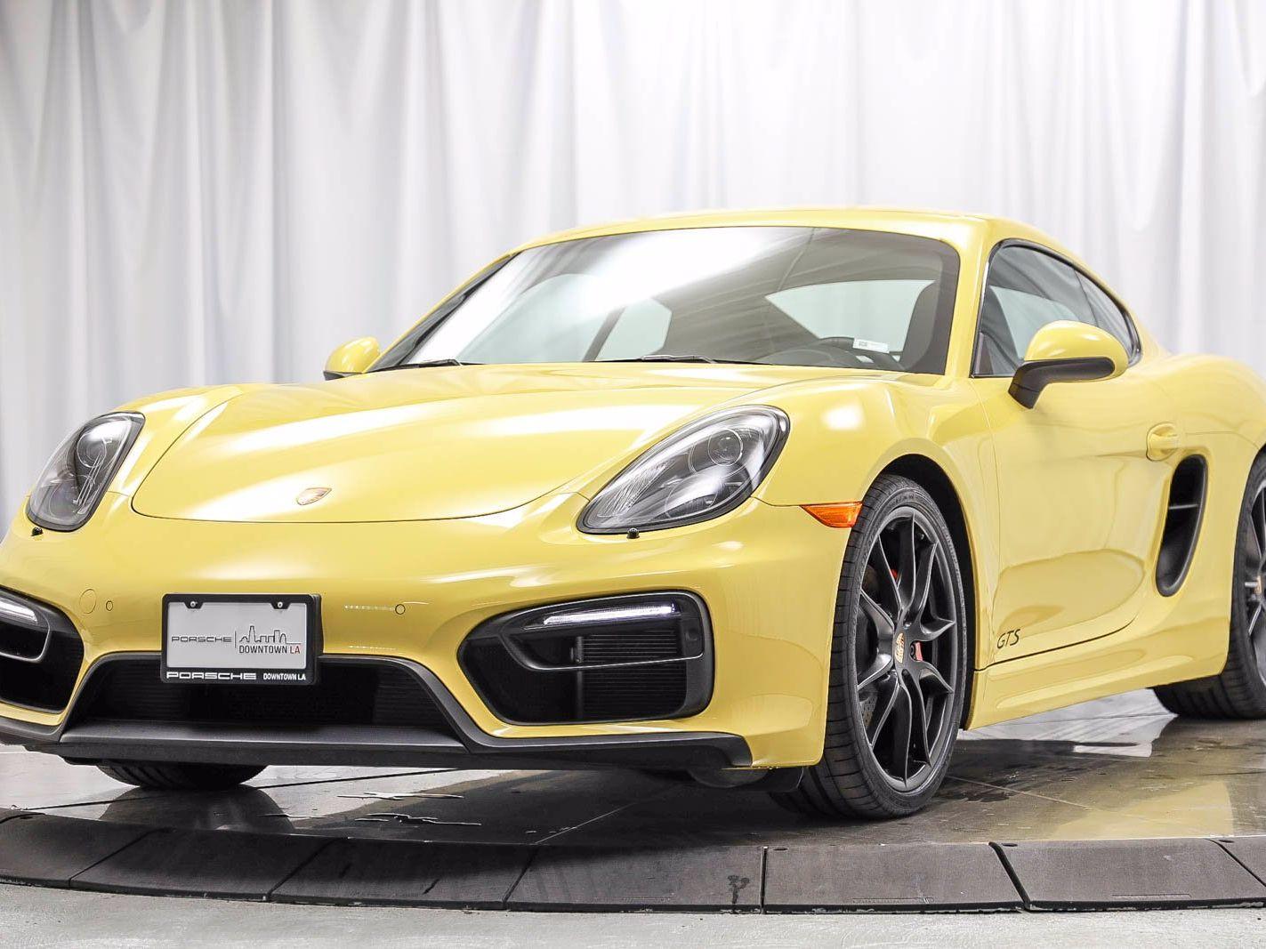 2015 Porsche Cayman GTS – 3