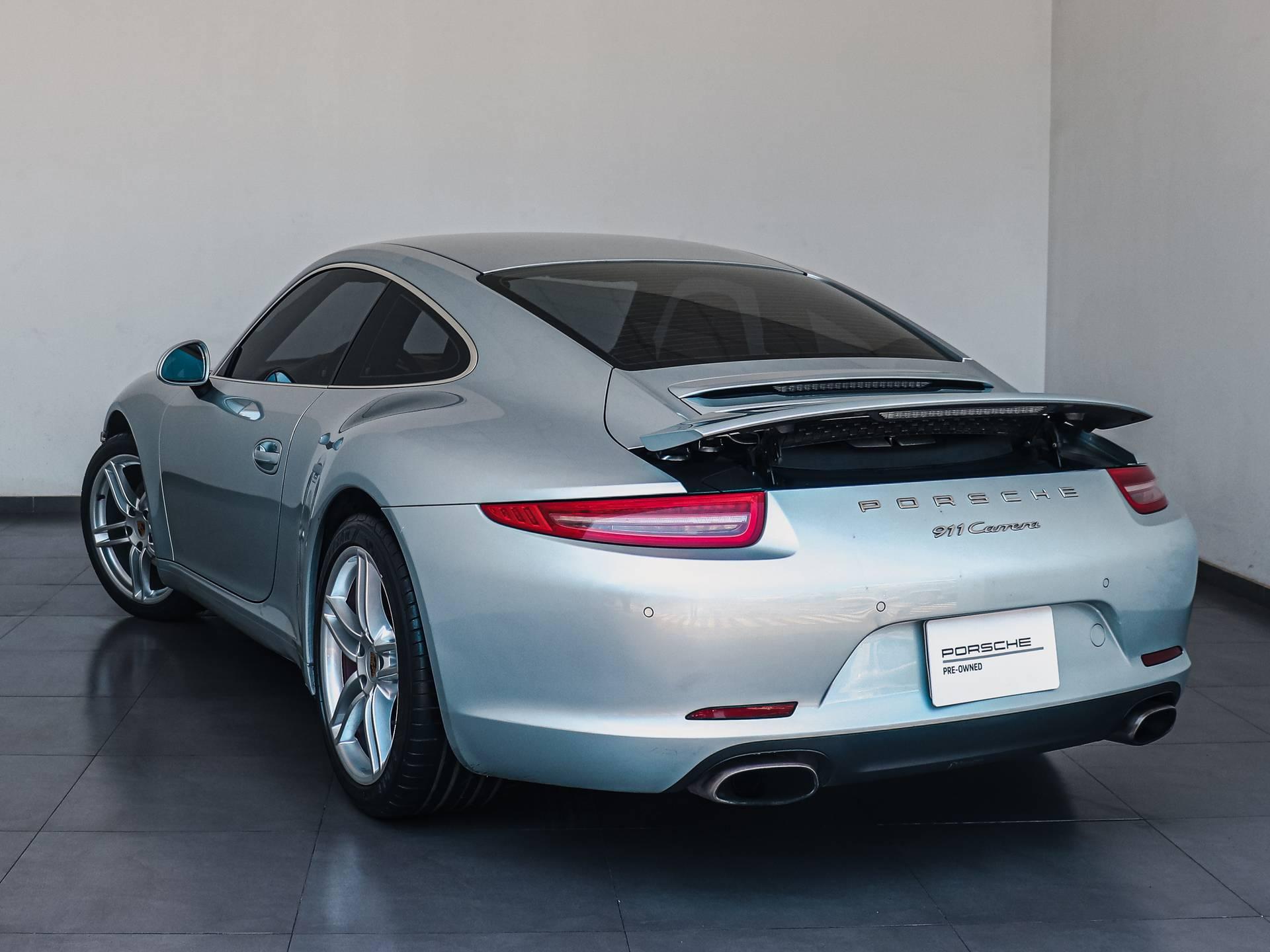 2014 Porsche 911 Carrera – 3