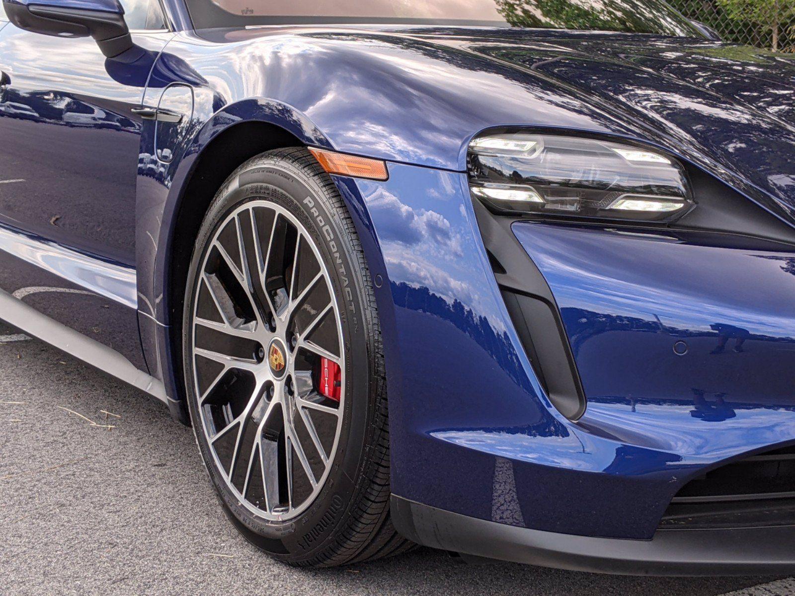2020 Porsche Taycan 4S – 3