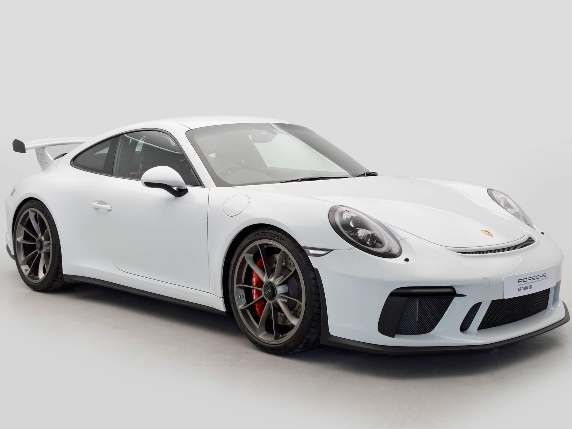 2018 Porsche 911 GT3 – 1