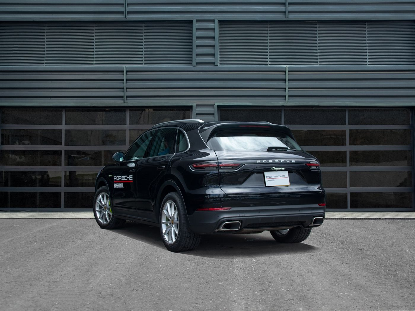 2020 Porsche Cayenne E-hybrid – 3