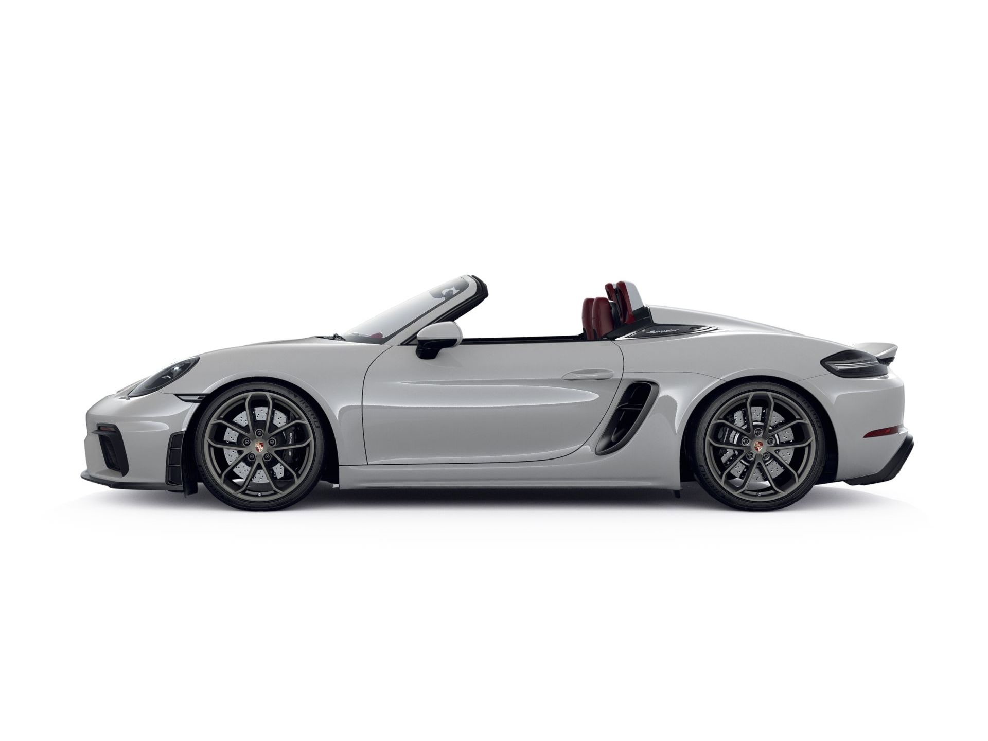 2022 Porsche 718 Spyder – 2
