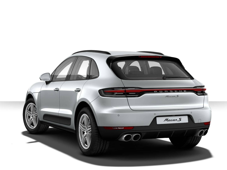 2021 Porsche Macan S – 2