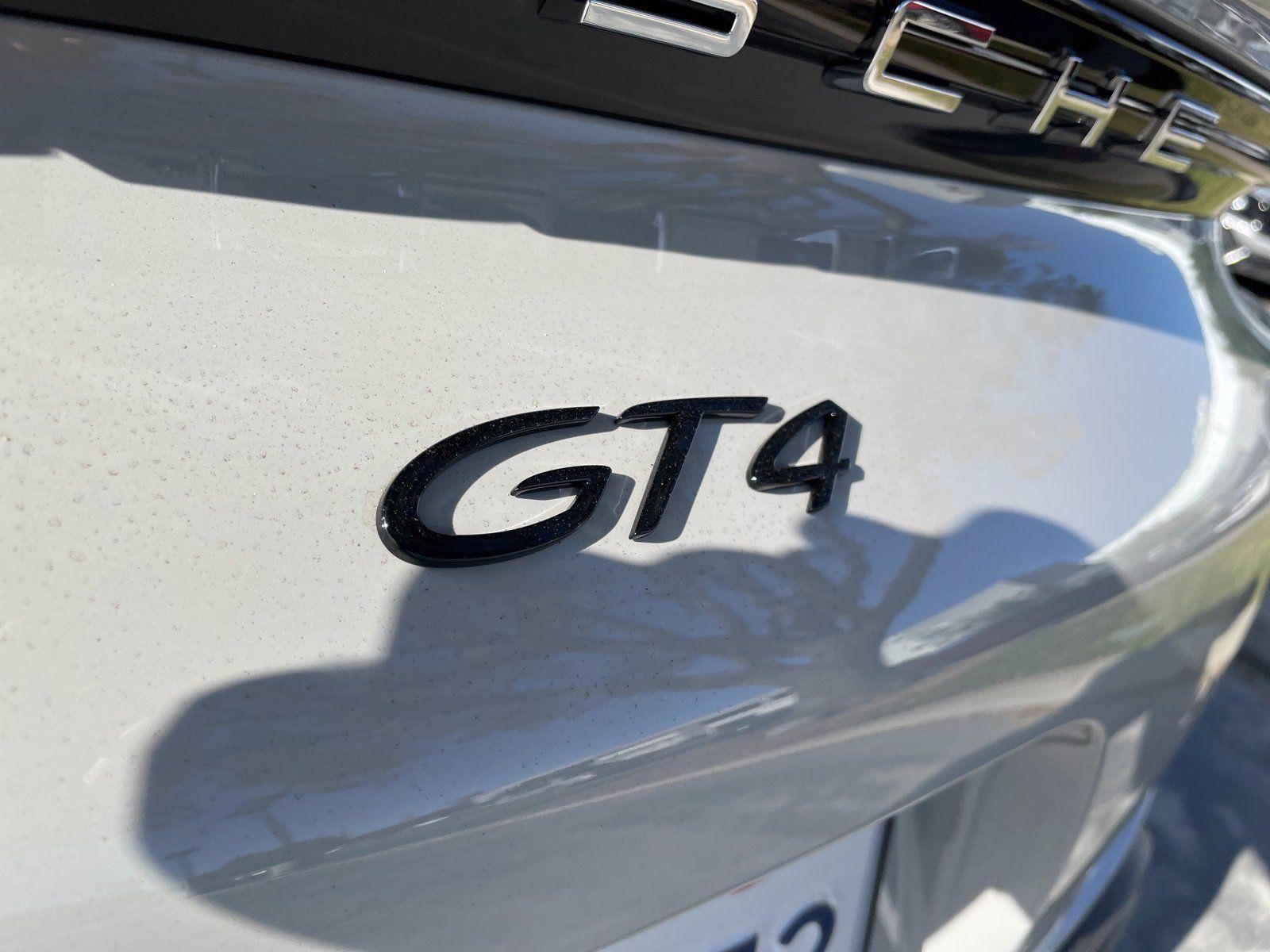2020 Porsche 718 Cayman GT4 – 5