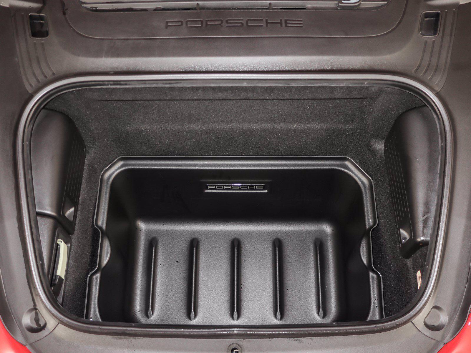 2020 Porsche 718 Boxster – 4