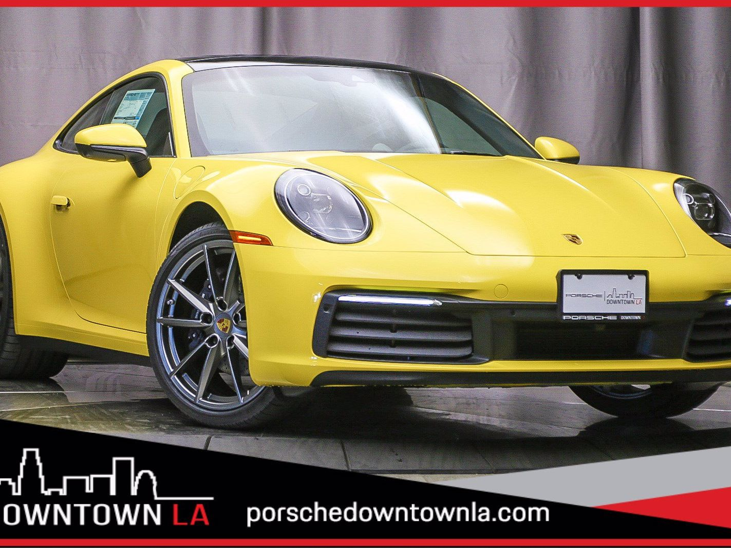 2021 Porsche 911 Carrera – 1