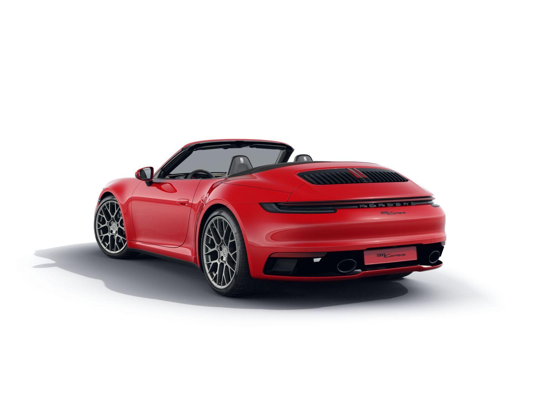2022 Porsche 911 Carrera Cabriolet – 3