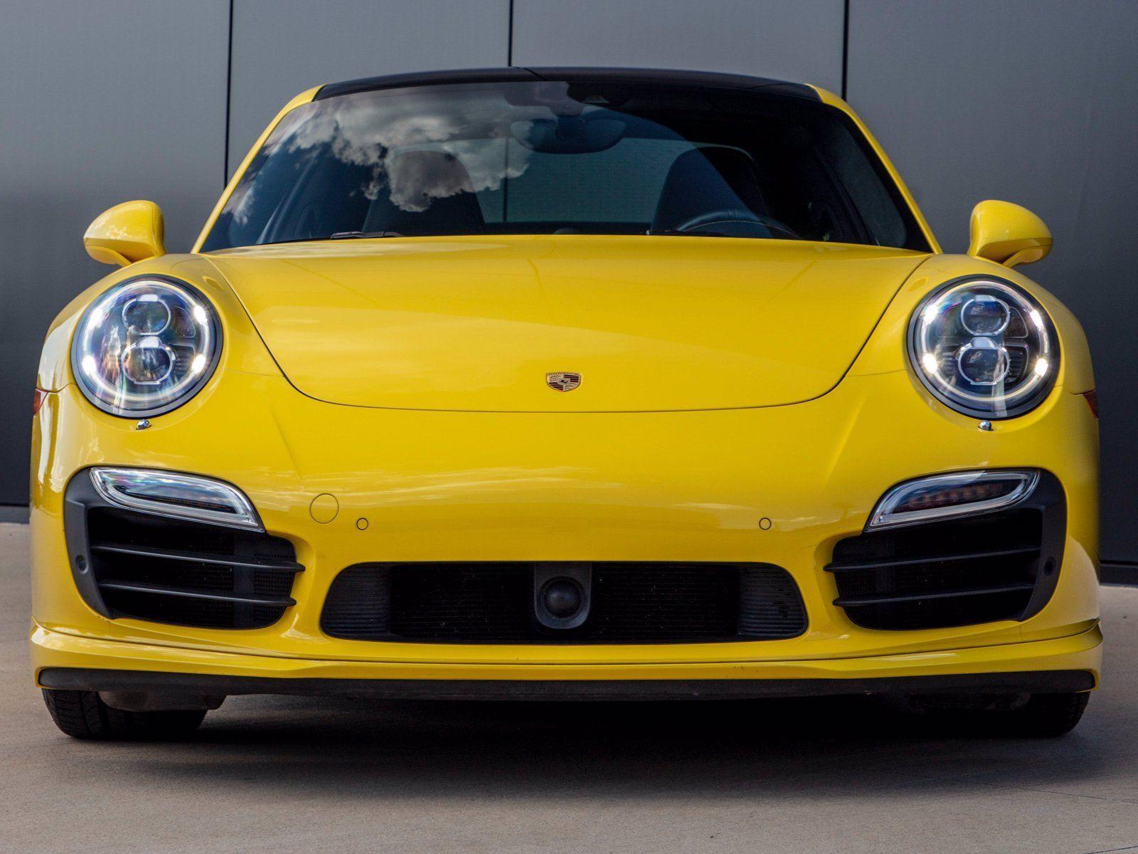 2014 Porsche 911 Turbo S – 4