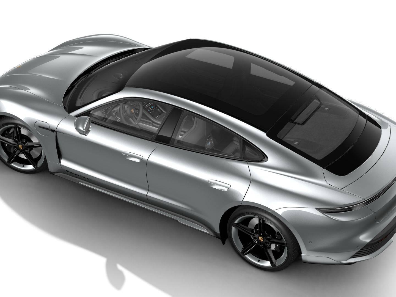 Porsche Taycan Turbo – 4