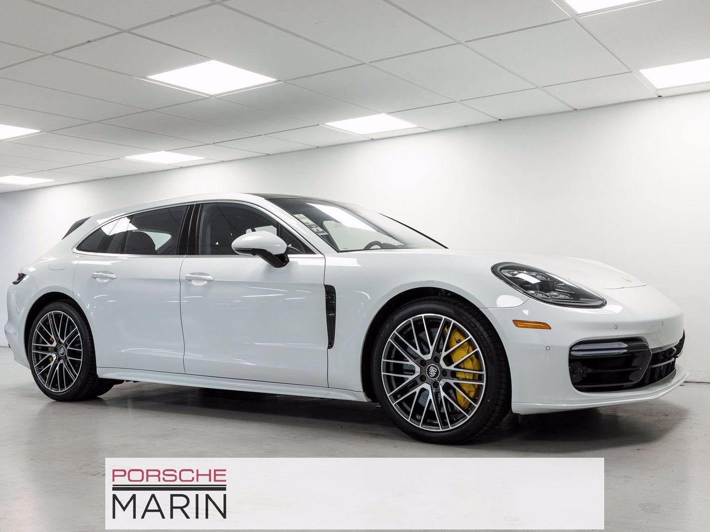 2021 Porsche Panamera Turbo S Sport Turismo – 1