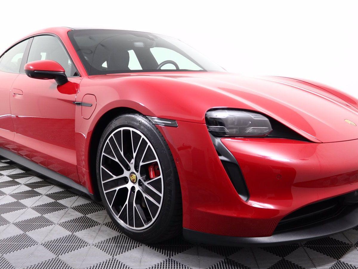 2020 Porsche Taycan 4S – 1