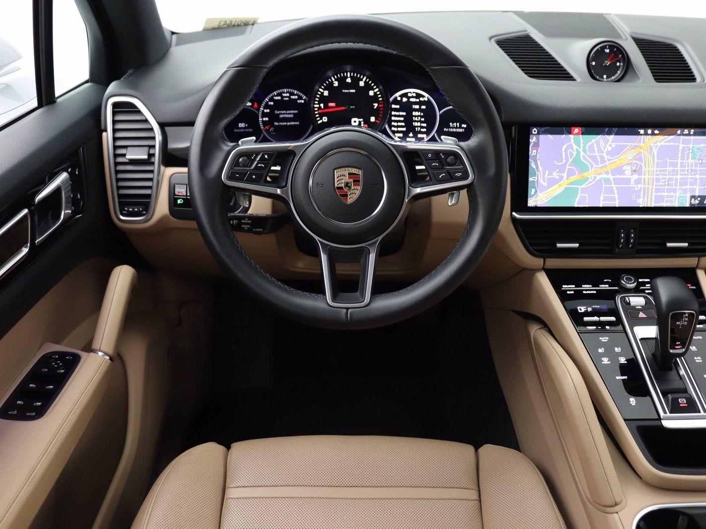 2020 Porsche Cayenne – 4