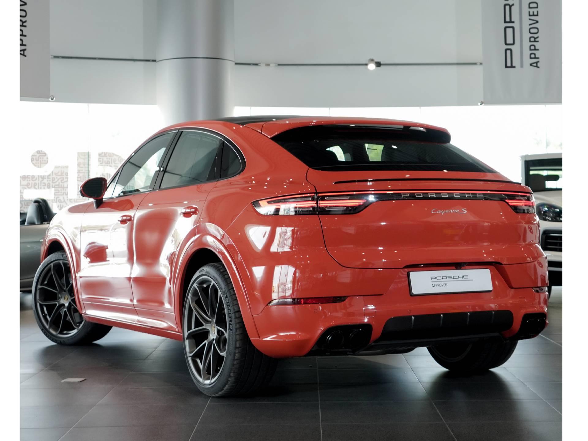 2020 Porsche Cayenne S Coupé – 2