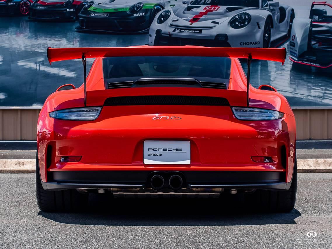 2016 Porsche 911 GT3 RS – 4