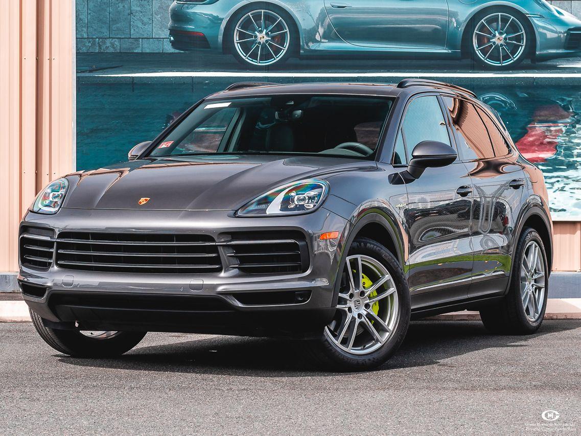 2020 Porsche Cayenne E-Hybrid – 1